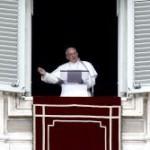 """Papa Francisco: """"Jesus, Pão de Deus para a humanidade"""""""