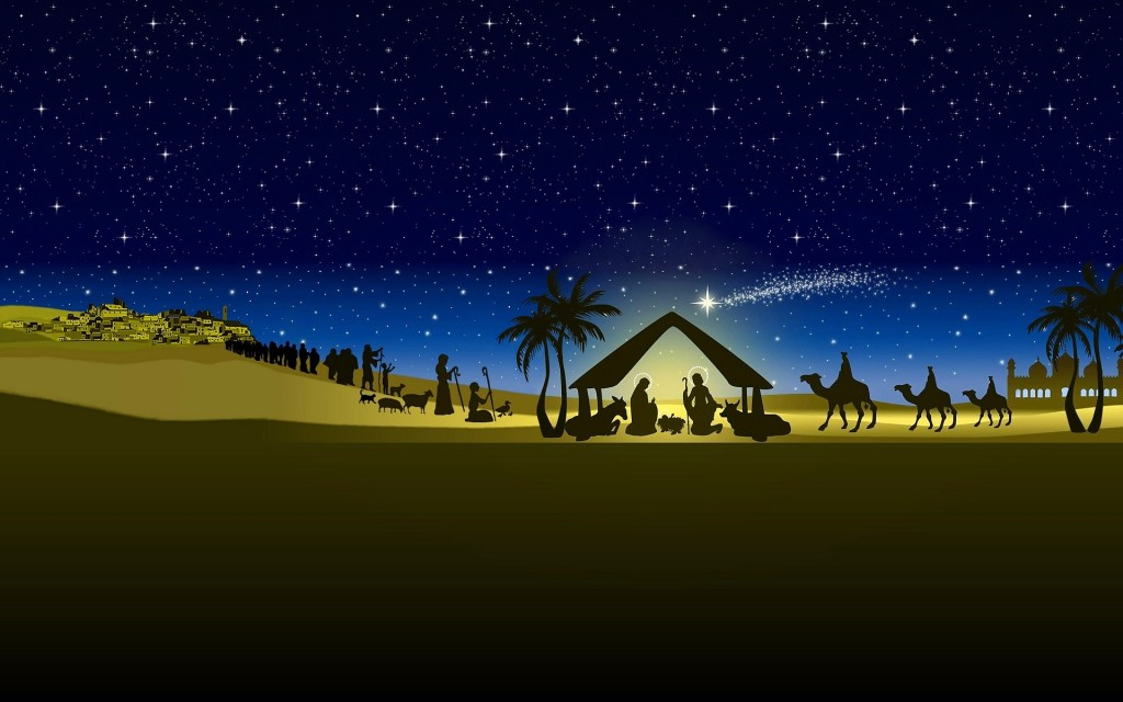 wallpaper-vector-desktop-christmas-nativity