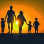 As três palavras-chave para a paz na família