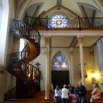 O milagre da escada