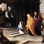 Apresentação de Maria no Templo