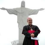 Em Roma, Dom Orani agradecerá ao Papa por JMJ ser no Rio