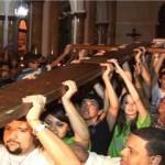 Símbolos da JMJ chegam à Diocese de Lorena