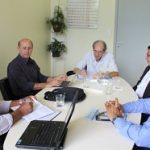 Setor Leigos e Comunidades Novas ampliam diálogo em reunião