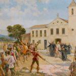 O sofrimento quando do banimento dos jesuítas