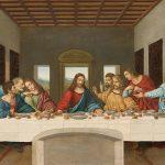 Leonardo da Vinci e a Última Ceia