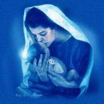 Maria, a crente